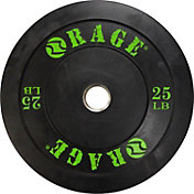Rage 25 lb. Olympic Pro Bumper Plate