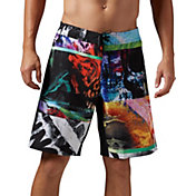 Reebok Men's One Series Power Nasty Mix It Up Board Shorts
