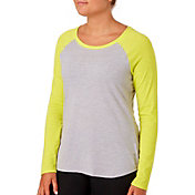 Reebok Women's Baseball Long Sleeve Shirt