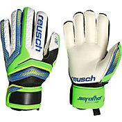 Reusch Junior Serathor SG Finger Support Soccer Goalie Gloves
