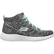 Skechers Women's Energy Burst Flat Knit Walking Shoes