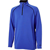 Slazenger Boys' Tech Quarter-Zip Golf Pullover