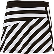 Slazenger Women's Ignite Collection Asymmetrical Stripe Knit Golf Skort