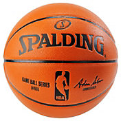 Spalding NBA Replica Game Basketball (28.5')