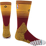 Stance Cleveland Cavaliers On Court Core Crew Socks