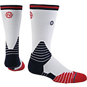 Stance New Orleans Pelicans On Court Logo Crew Socks