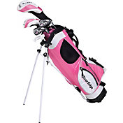 Tour Edge Girls' HT Max-J Complete Set (Height 39'' – 52'')