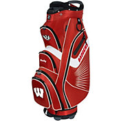 Team Effort Wisconsin Badgers The Bucket II Cooler Cart Bag