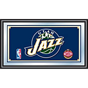Trademark Games Utah Jazz Framed Mirror