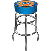 Trademark Games New York Knicks Padded Bar Stool