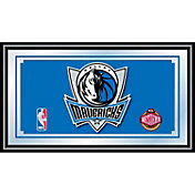Trademark Games Dallas Mavericks Framed Mirror