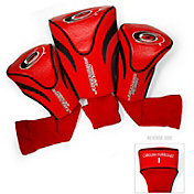 Team Golf Carolina Hurricanes 3-Pack Contour Headcovers