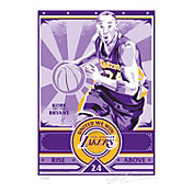 That's My Ticket Los Angeles Lakers Kobe Bryant Sports Propaganda Canvas Serigraph