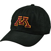 Top of the World Men's Minnesota Golden Gophers Black Crew Adjustable Hat