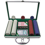 Trademark Poker 200 Suited Chip Poker Set and Case