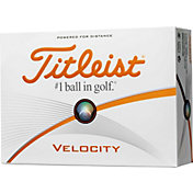 Titleist Velocity Golf Balls - Prior Generation