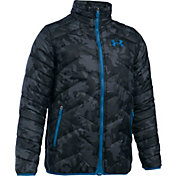 Under Armour Boys' ColdGear Reactor Insulated Jacket
