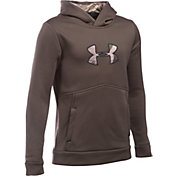 Under Armour Boys' Icon Caliber Hoodie