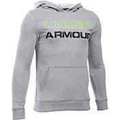 Under Armour Boys' Sportstyle Graphic Hoodie