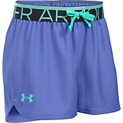 Under Armour Girls' Play Up Shorts