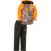 Under Armour Infant Boys' Realtree Big Logo Hoodie Set