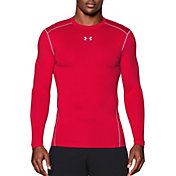 Under Armour Men's ColdGear Armour Compression Crewneck Long Sleeve Shirt