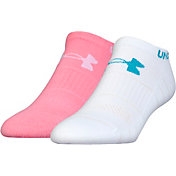Under Armour Men's Elevated Performance No Show Golf Socks