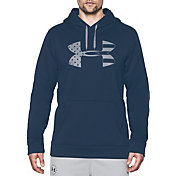 Under Armour Men's UA Freedom Tonal Big Flag Logo Hoodie