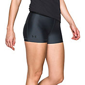 Under Armour Women's 3'' HeatGear Compression Shorts 4.0