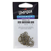 Umpqua Tiemco TMC 105 Egg Fies and Glo Bug Hook