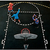 Ursa Major Regulation Basketball Court Stencil
