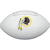 Wilson Washington Redskins Autograph Official-Size Football