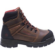 Wolverine Men's Renton LX Waterproof Composite Toe 6'' EH Work Boots