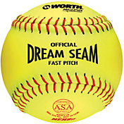 Worth 11' ASAH/NFHS Official Dream Seam Fastpitch Softball