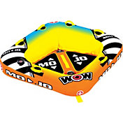 WOW Mojo 2 Person Towable Tube