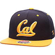 Zephyr Men's Cal Golden Bears Blue/Gold Z11 Snapback Hat
