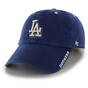 '47 Men's Los Angeles Dodgers Ice Clean Up Royal Adjustable Hat