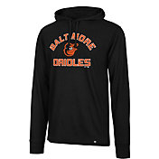 '47 Men's Baltimore Orioles Splitter Pullover Hoodie