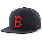 '47 Men's Boston Red Sox Hole Shot Fitted Hat