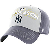 '47 Men's New York Yankees 2017 MLB Postseason Locker Room Adjustable Hat