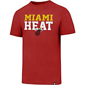 '47 Men's Miami Heat Club Red T-Shirt