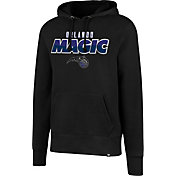 '47 Men's Orlando Magic Black Pullover Hoodie