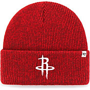 '47 Men's Houston Rockets Red Knit Hat