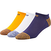 '47 LSU Tigers Motion No Show Socks