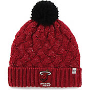 '47 Women's Miami Heat Fiona Knit Hat