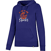 '47 Women's New York Knicks Royal Pullover Hoodie