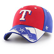 '47 Youth Texas Rangers Akela MVP Royal Adjustable Hat