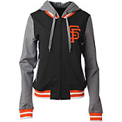 New Era Women's San Francisco Giants Full-Zip Hoodie