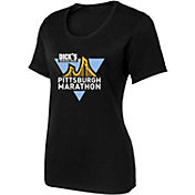 Brooks Women's 2017 Pittsburgh Marathon T-Shirt