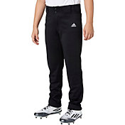 adidas Boys' Phenom Open Bottom Baseball Pants